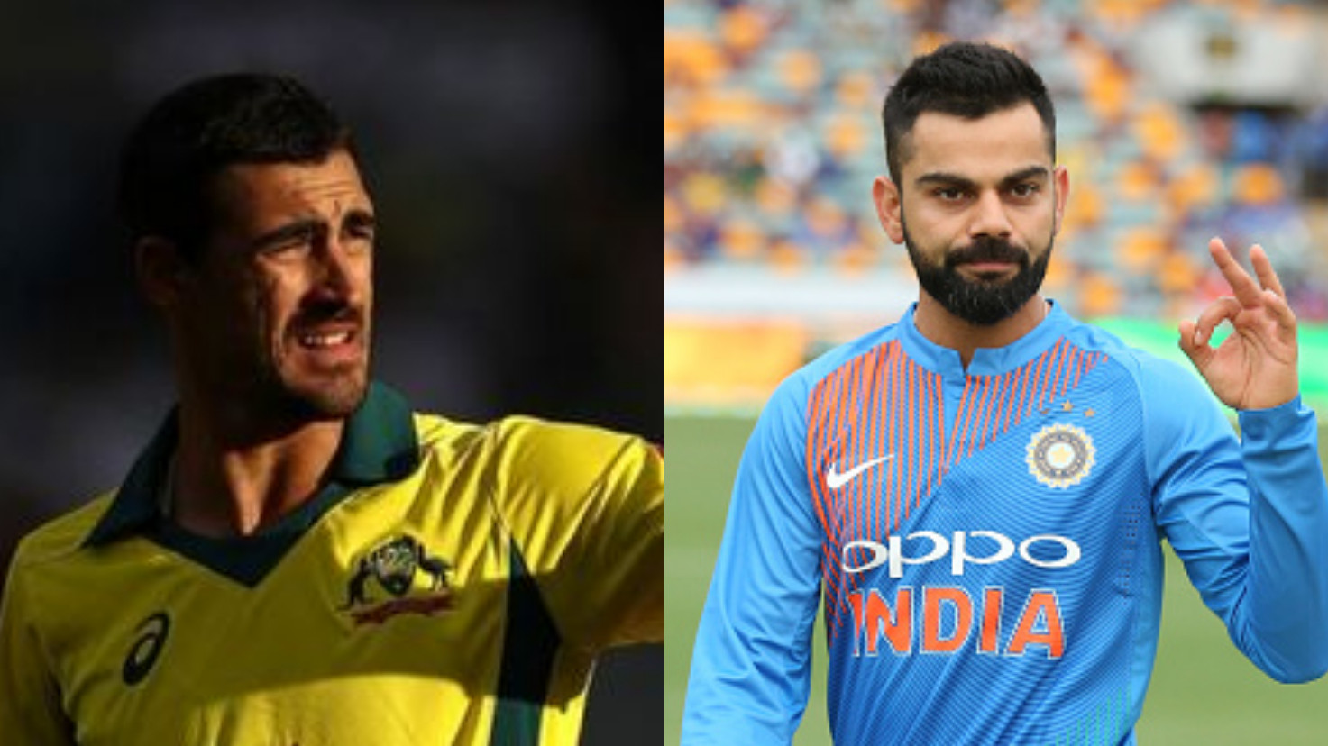 AUS v IND 2018-19: Inclusion of Mitchell Starc prompts Virat Kohli to add two practice sessions for Team India