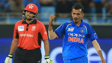 Asia Cup 2018: Flighting the ball and bowling tough lengths is my strength, says Yuzvendra Chahal