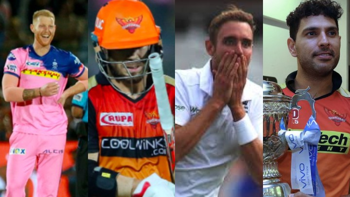 Rajasthan Royals and Sunrisers Hyderabad's banter started with Warner-Stokes and ended with Broad-Yuvraj