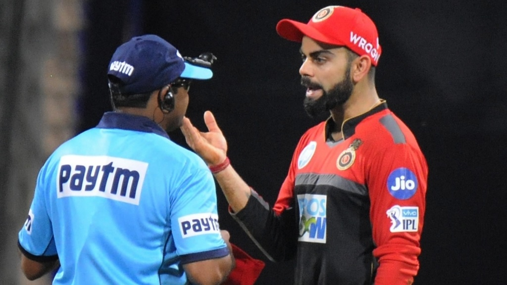 Fake FB Wall: Virat Kohli wants to use mid-transfer to shift from Royal Challengers Bangalore