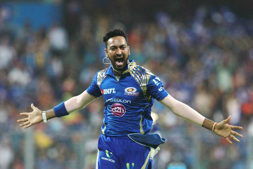 Krunal Pandya was a welcome addition to Mumbai Indians side