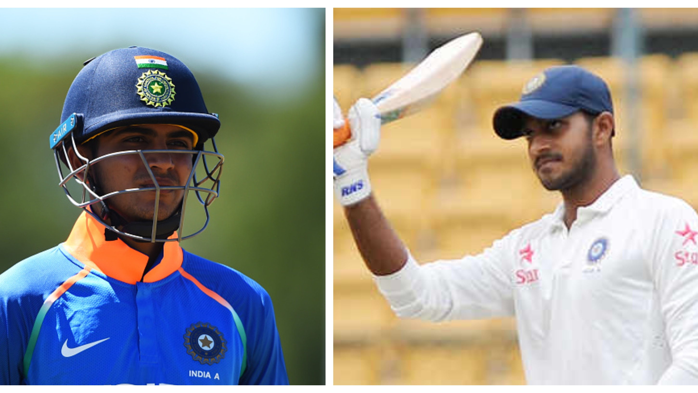 NZ A v IND A 2018: Shubman Gill and Vijay Shankar shine on Day 1 of the third unofficial Test