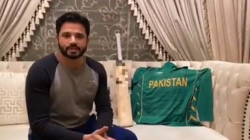 WATCH- Pakistan's Azhar Ali to auction his jersey and bat to raise funds for COVID 19 fight
