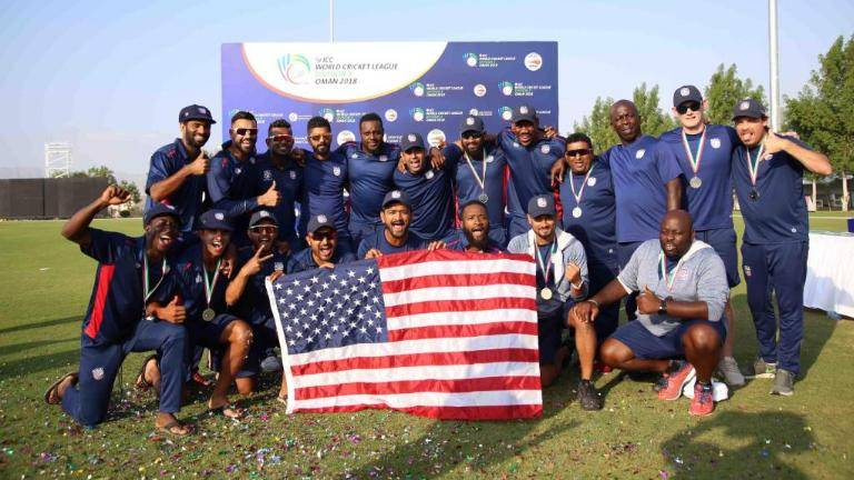 USA Cricket confirmed as ICC's 105th member