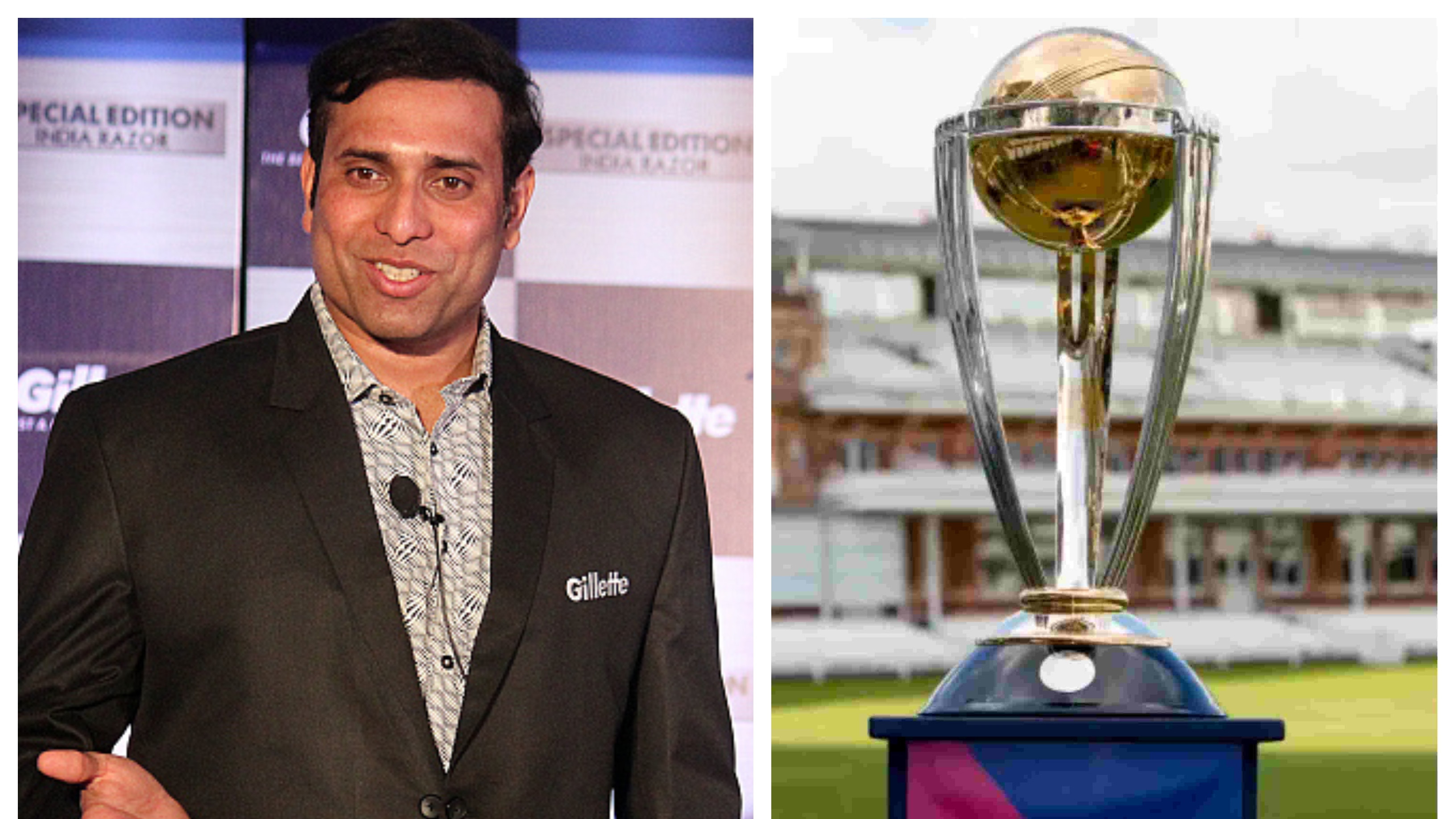 VVS Laxman picks his favourites for World Cup 2019