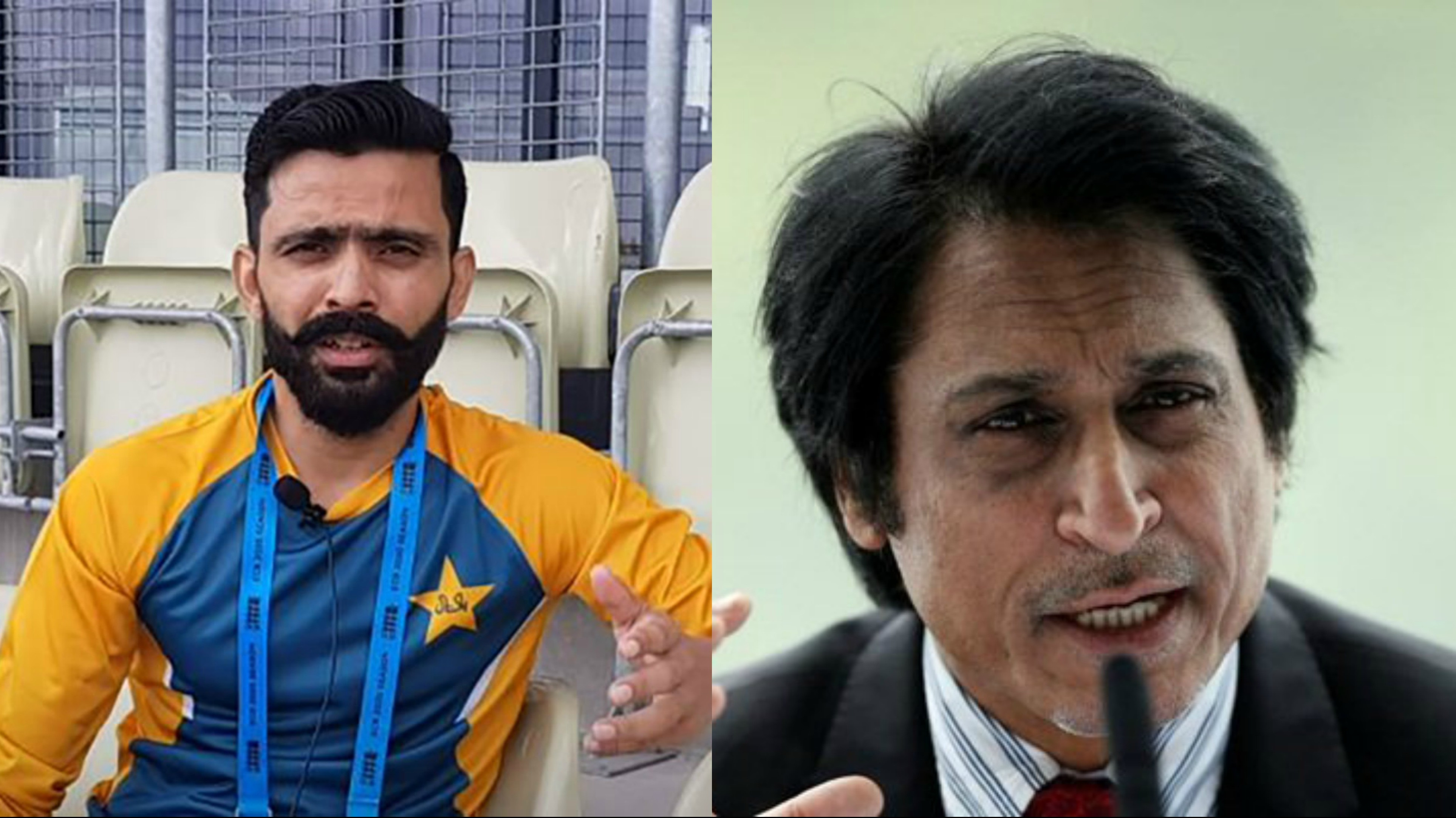 ENG v PAK 2020: Fawad Alam deserves a second chance to revive his Test career, says Ramiz Raja