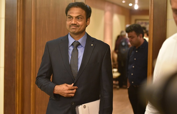 Indian selection committee chairman MSK Prasad | Getty