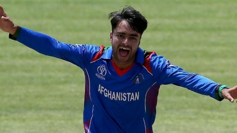 Rashid Khan thanks Dehradun crowd after Bangladesh series win