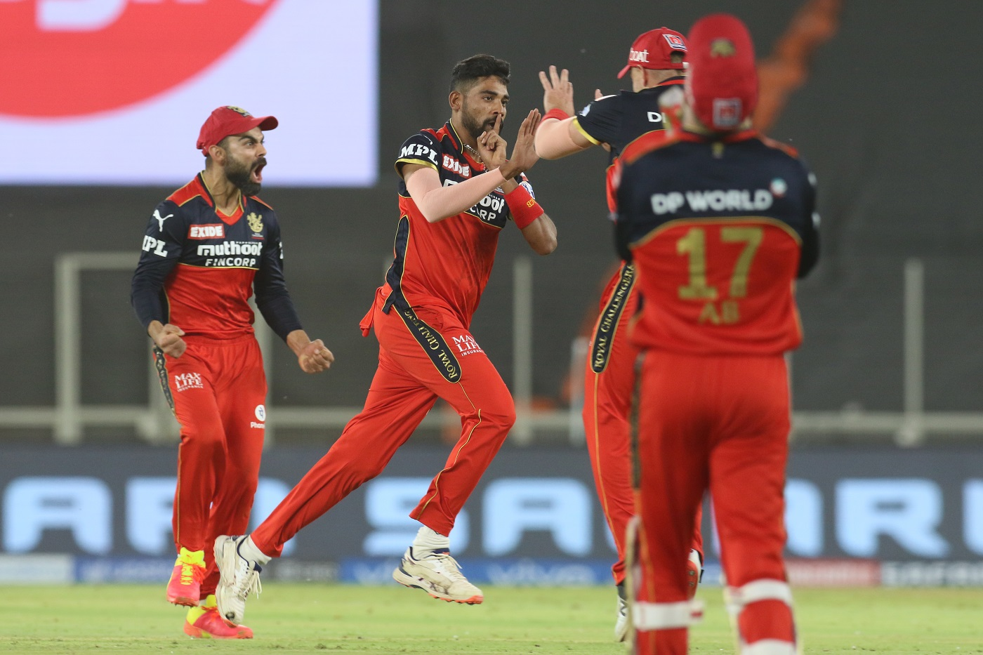 RCB are just plowing through opposition at the moment  | BCCI-IPL