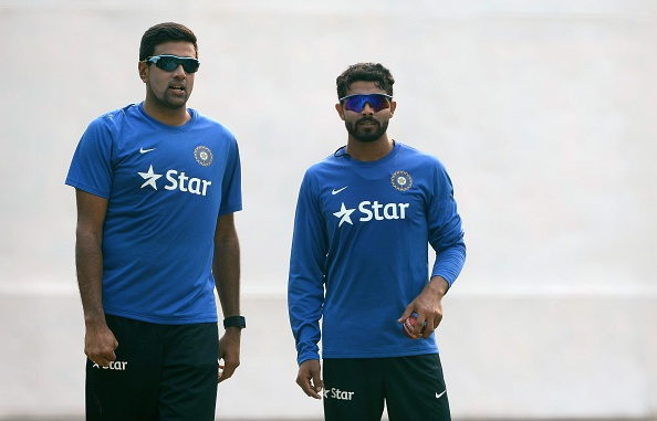 Ravichandran Ashwin and Ravindra Jadeja | Getty