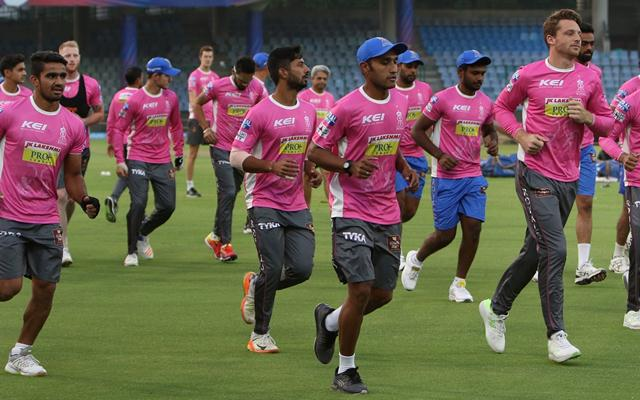 Several RR cricketers are about to complete the course | IANS