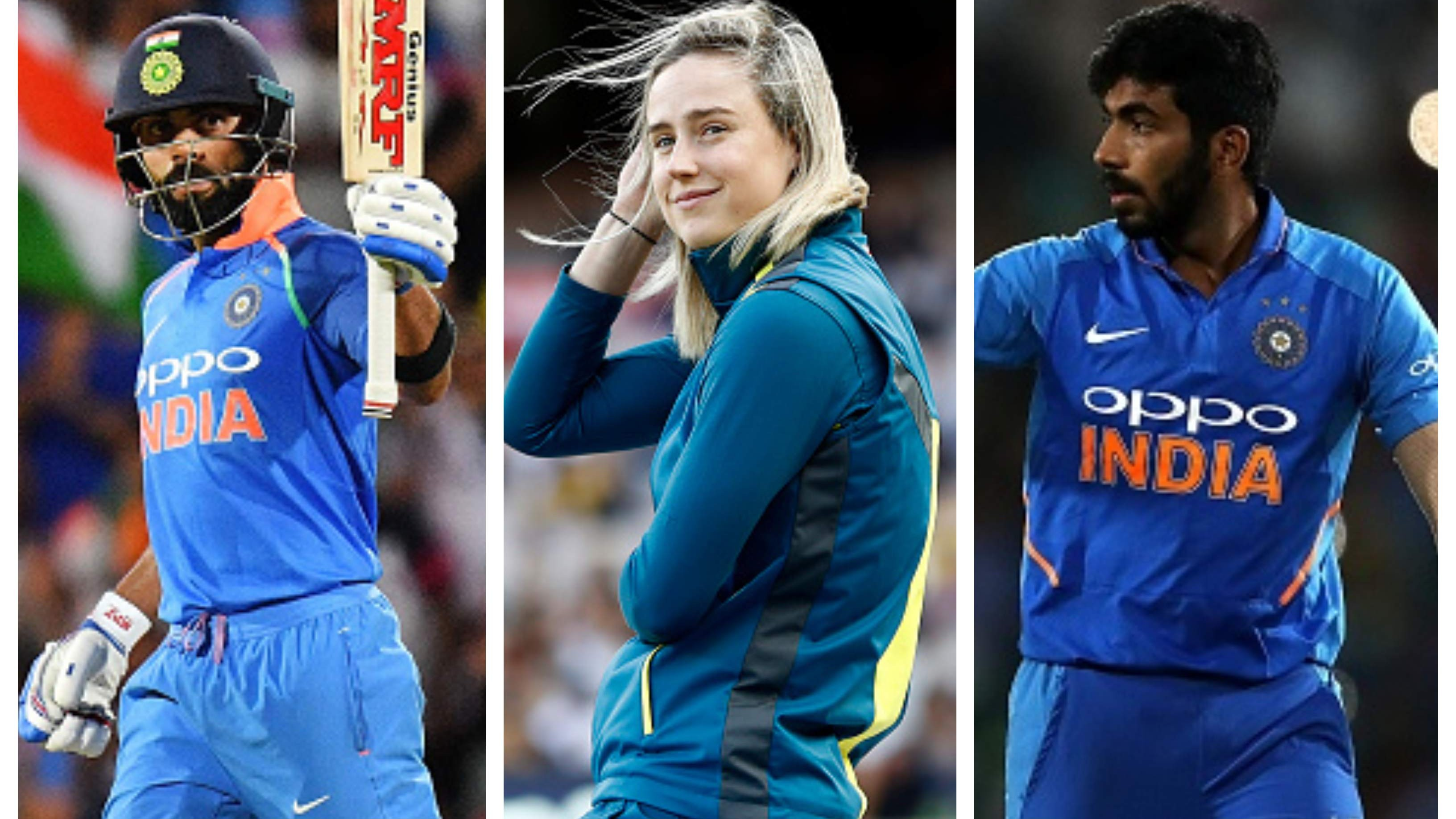 WATCH: Bowl to Virat Kohli or face Jasprit Bumrah? Ellyse Perry reveals her choice