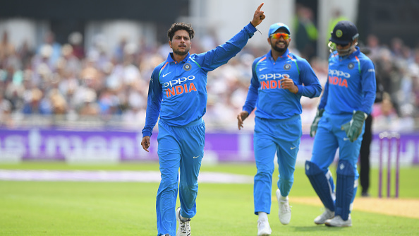 ENG v IND 2018: Twitter reacts after Kuldeep Yadav's triple strike dents England in 1st ODI