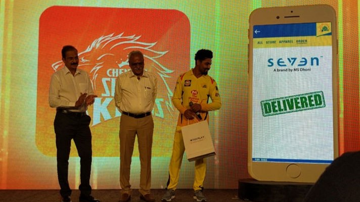 IPL 2018: Chennai Super Kings launch Mobile App