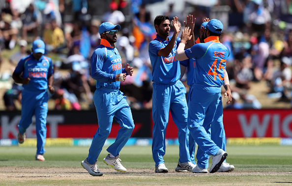 The Indian team is one of the favorites to lift the 2019 ICC World Cup | Getty