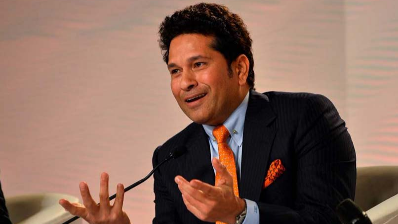 Sachin Tendulkar makes a huge mistake while wishing Indian hockey for the win over Argentina