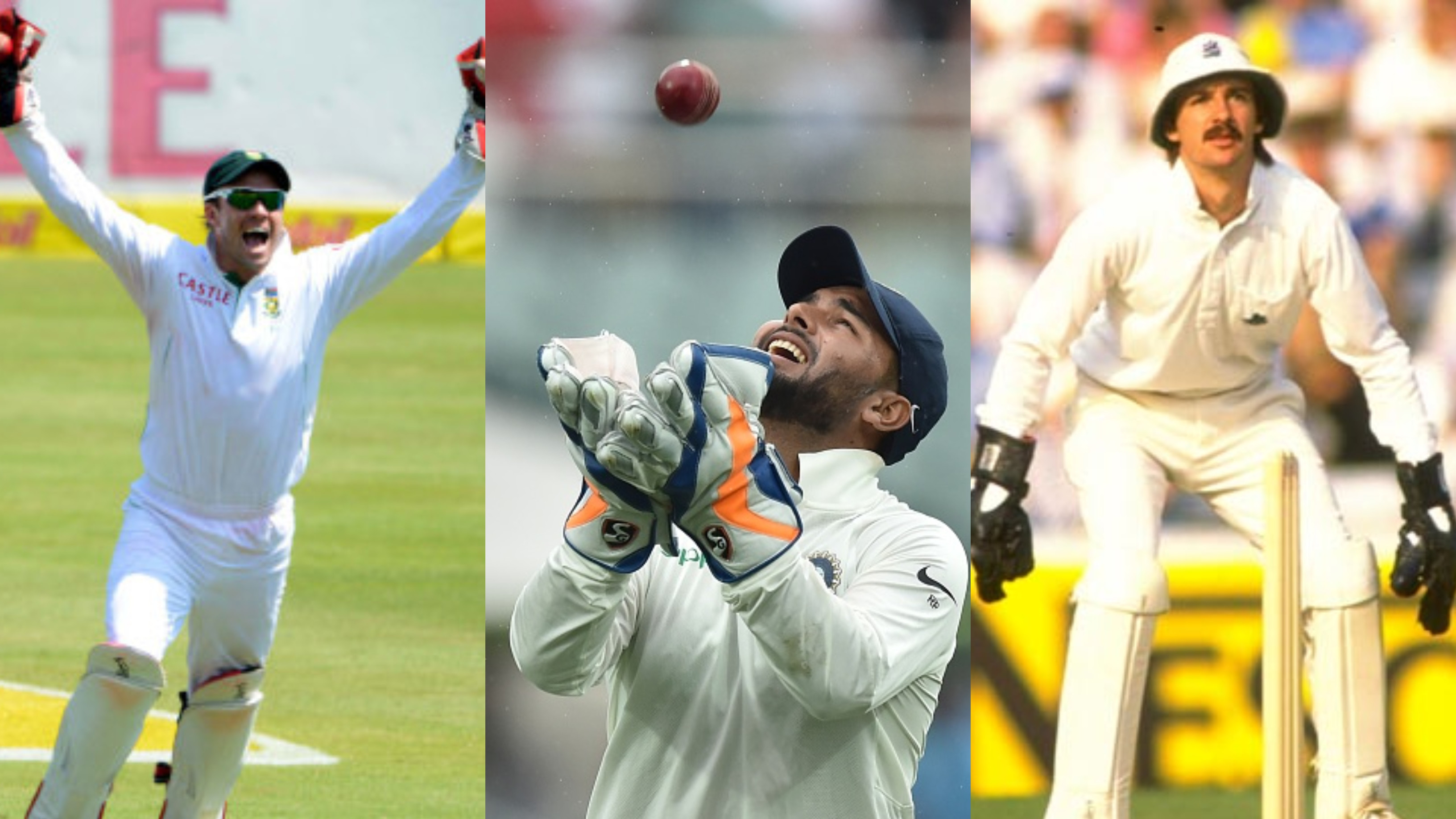 AUS v IND 2018-19: Rishabh Pant delighted to equal most catches world record of  AB de Villiers and Jack Russell