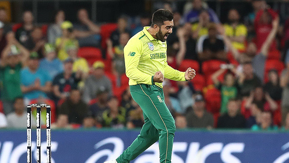 AUS v SA 2018: Every game important to make further inroads into career, feels Tabraiz Shamsi