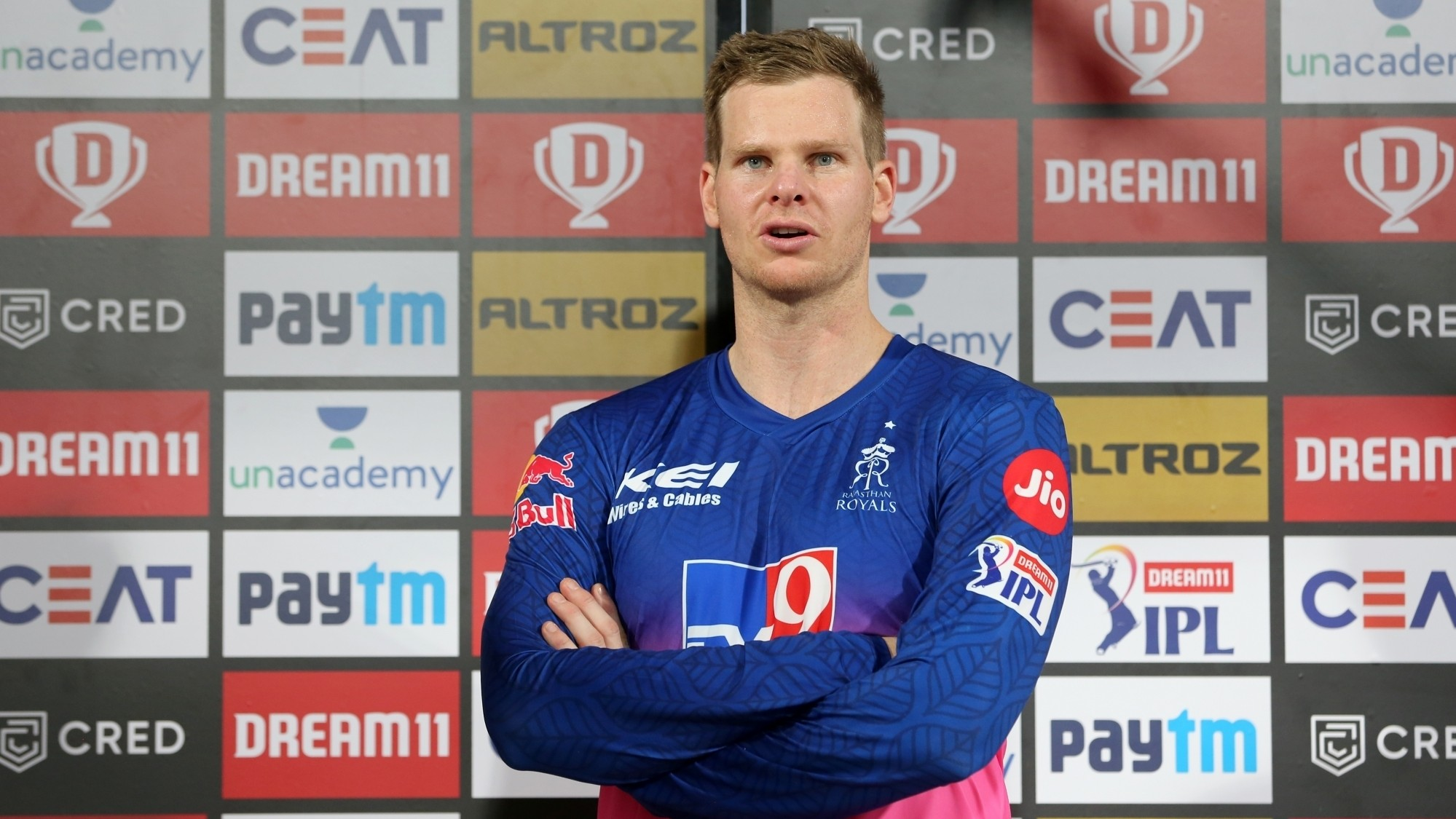 IPL 2020: RR skipper Steve Smith fined INR 12 lakhs for slow over-rate against MI