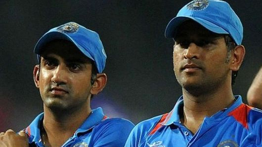 Gautam Gambhir denies any animosity with MS Dhoni; reveals his one big regret