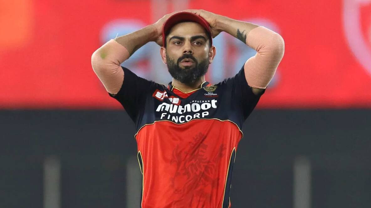 WATCH – Virat Kohli announces he will step down as RCB's captain after IPL 2021
