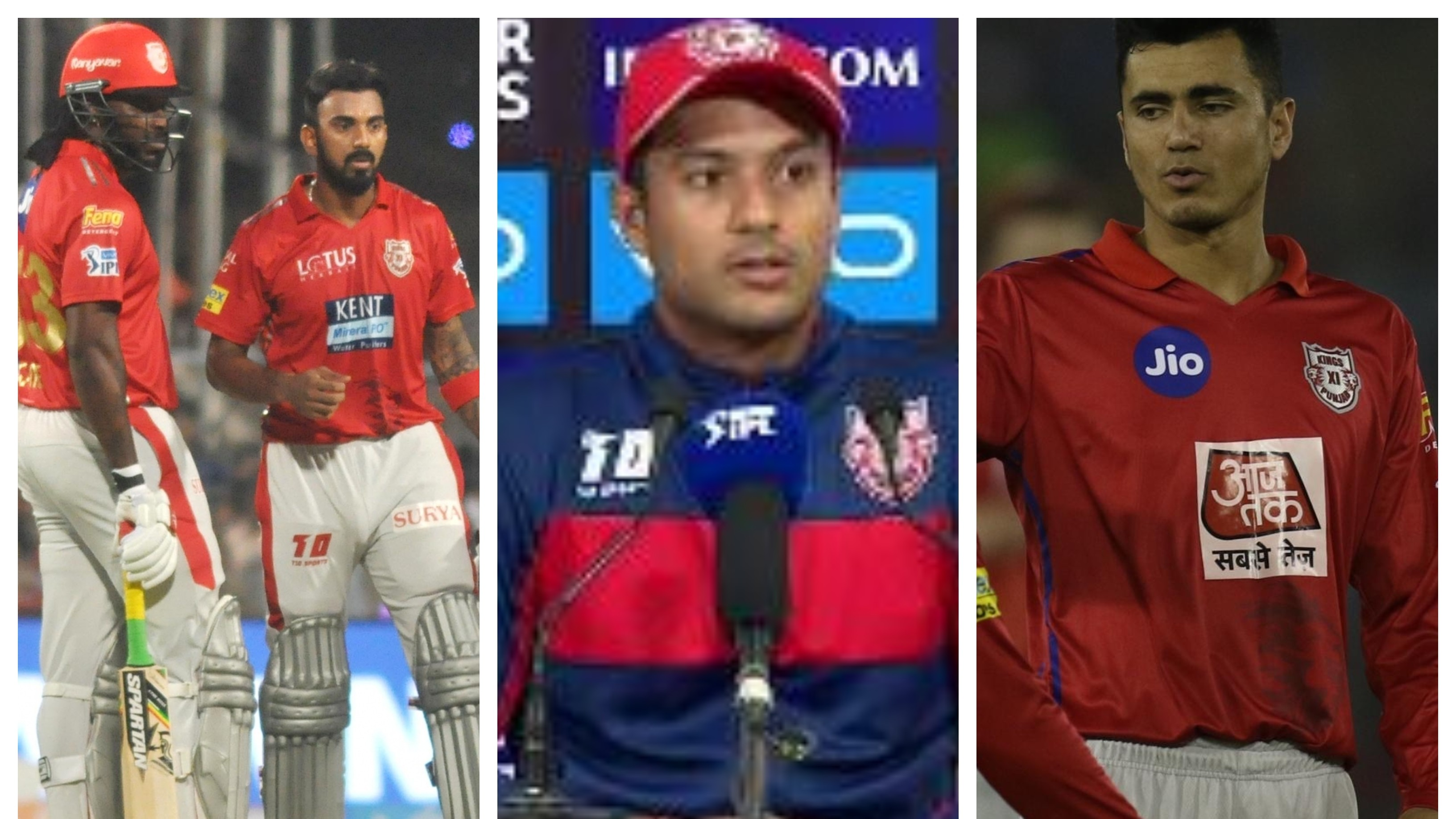 IPL 2019: Agarwal lavishes praise over Rahul and Gayle, gives an update on Mujeeb's fitness