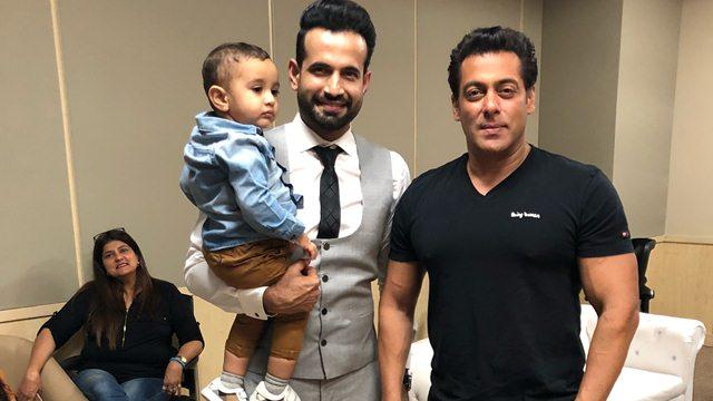 Irfan Pathan reveals a secret about Salman Khan
