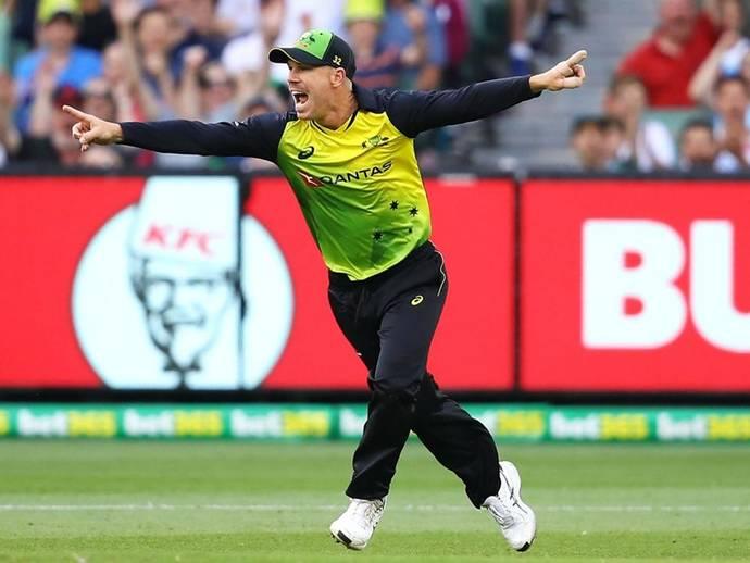 Warner hails Australia for