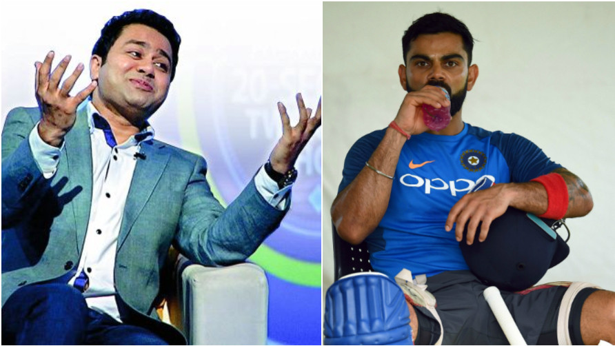 Aakash Chopra disappointed with Virat Kohli's  'leave India' comment
