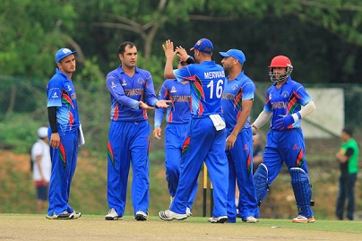 Afghanistan aiming to become a competitive Test side