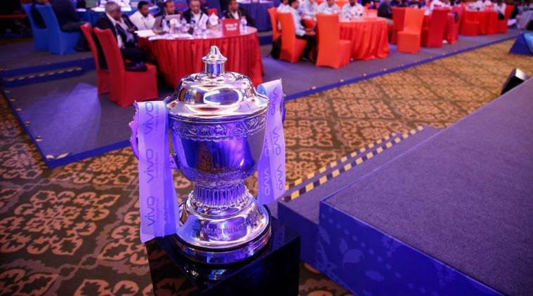 The auction for 2019 IPL will take place in Jaipur on Dec 18, 2018