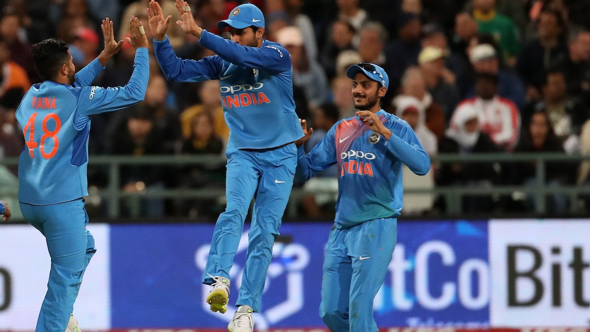 SA v IND 2018: Twitter reacts to India's emphatic T20I series win against South Africa