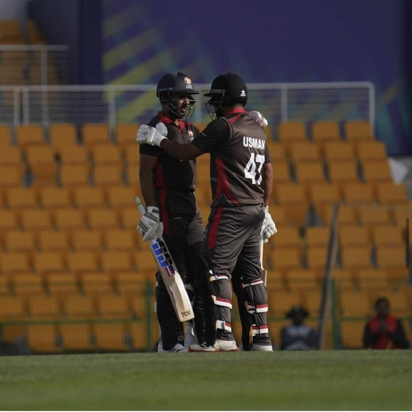 UAE beat Ireland by 6 wickets in first one-day international | ICC Twitter