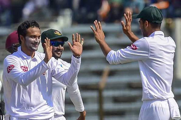 Bangladesh is now the only Asian team to have pulled off home & away whitewash against West Indies | Getty