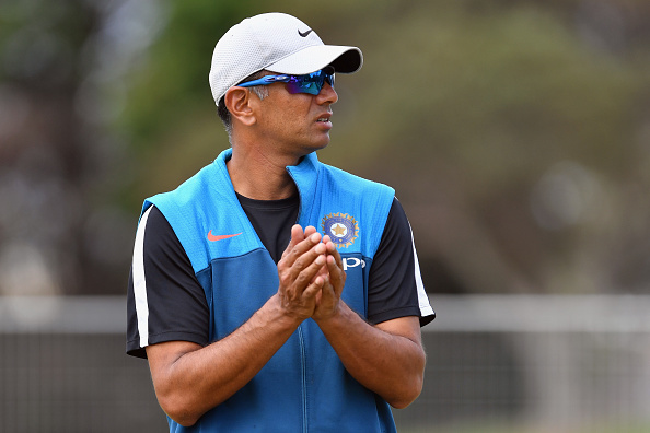Rahul Dravid | Getty