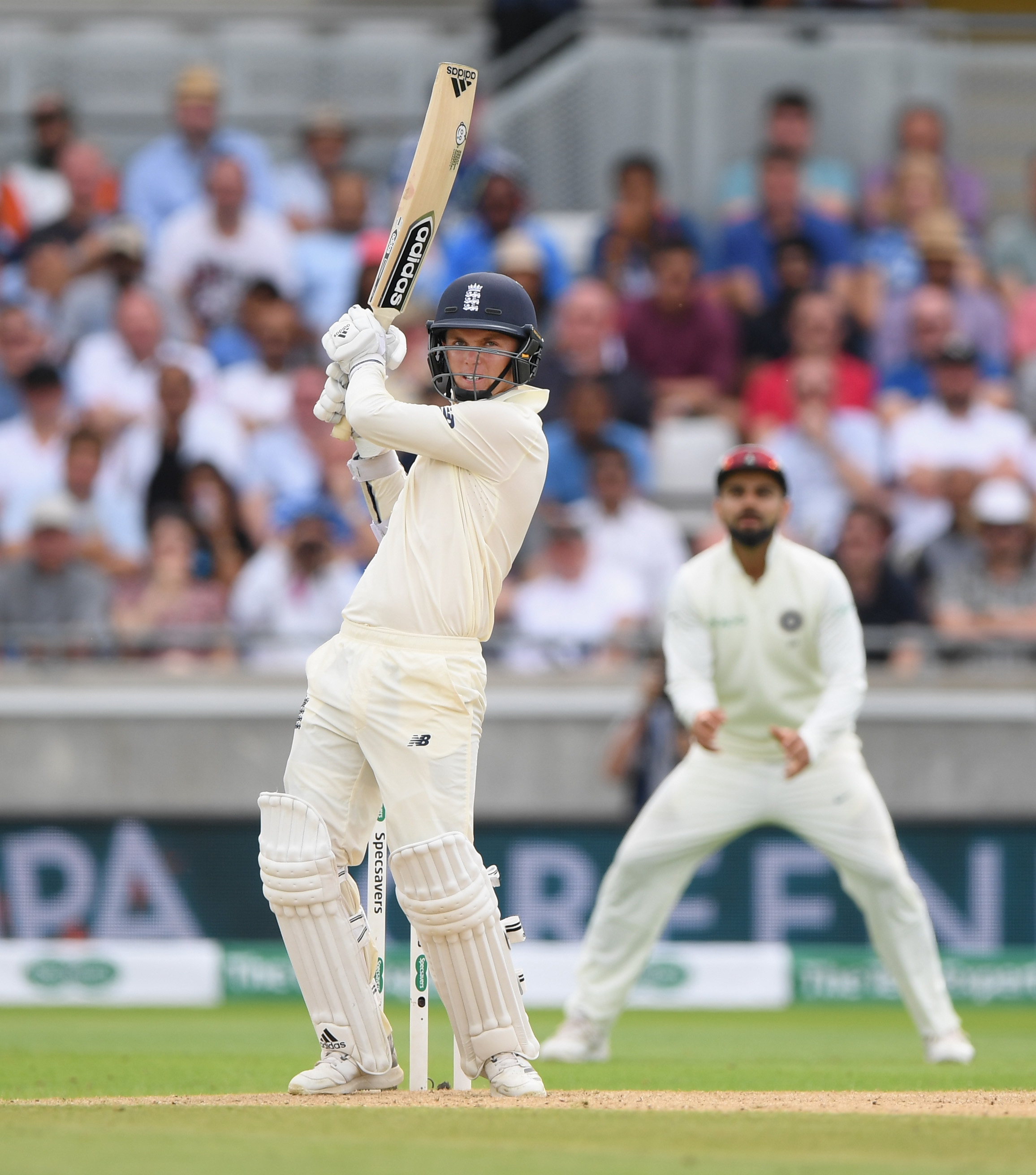 Curran's 63 in the second innings turned the whole game around. (Getty)