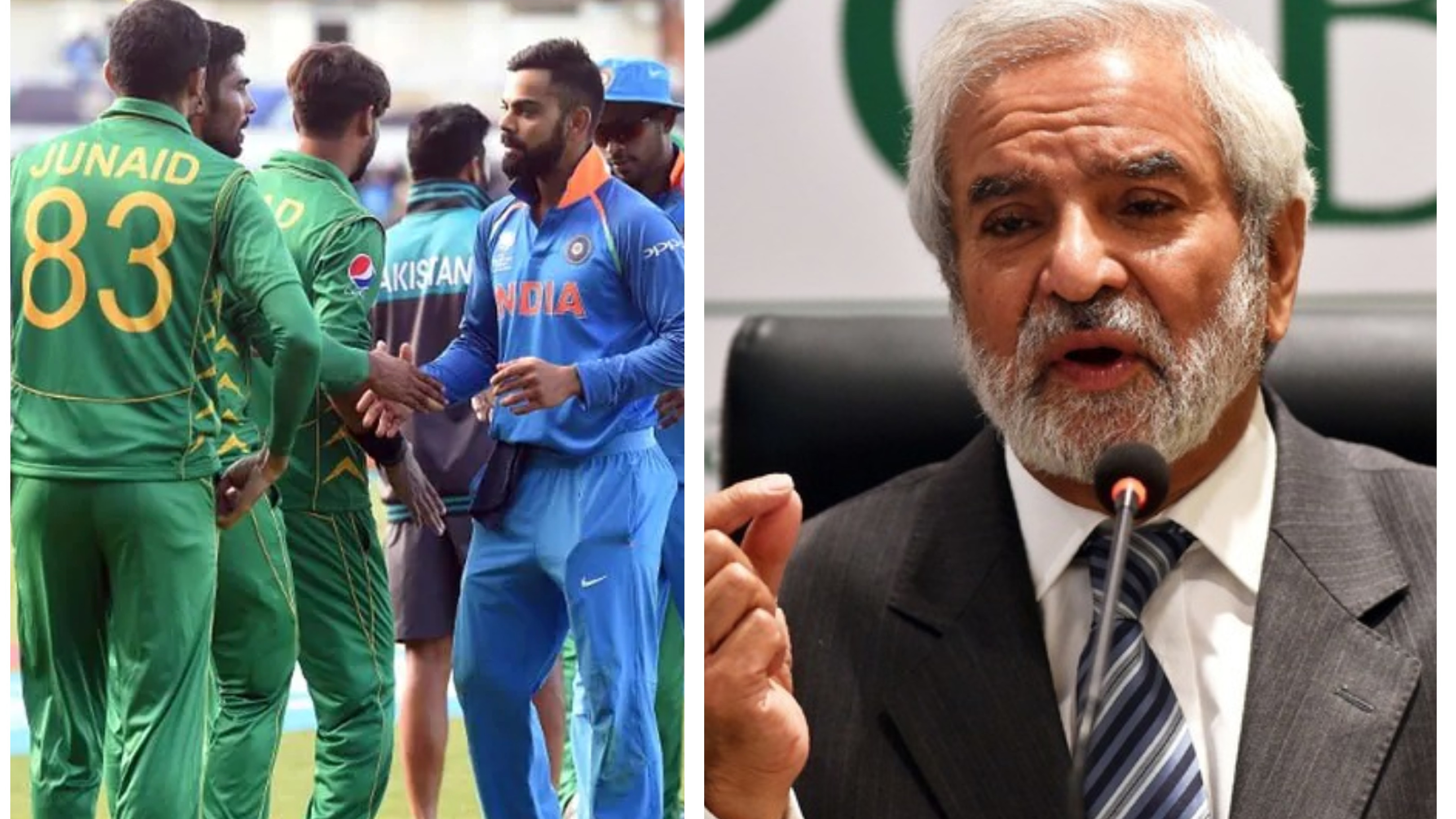 We must learn to keep sports and politics separate, says PCB chief Ehsan Mani