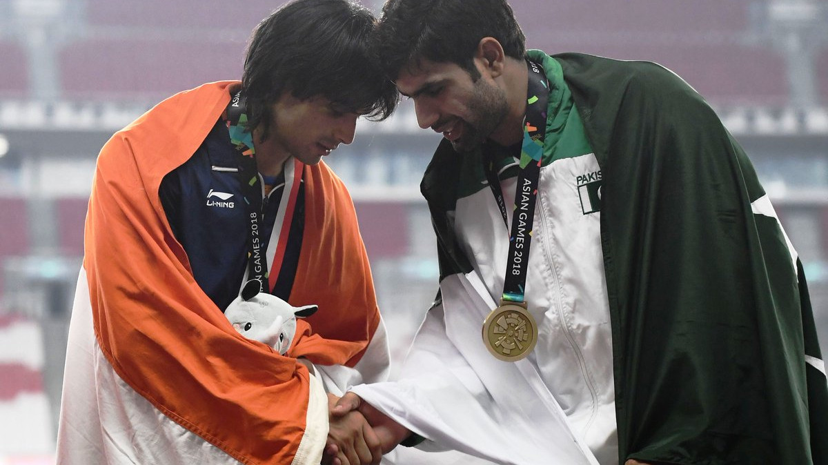 Hassan Ali impressed by the sportsman spirit between Indian and Pakistani athletes in Asian games 2018
