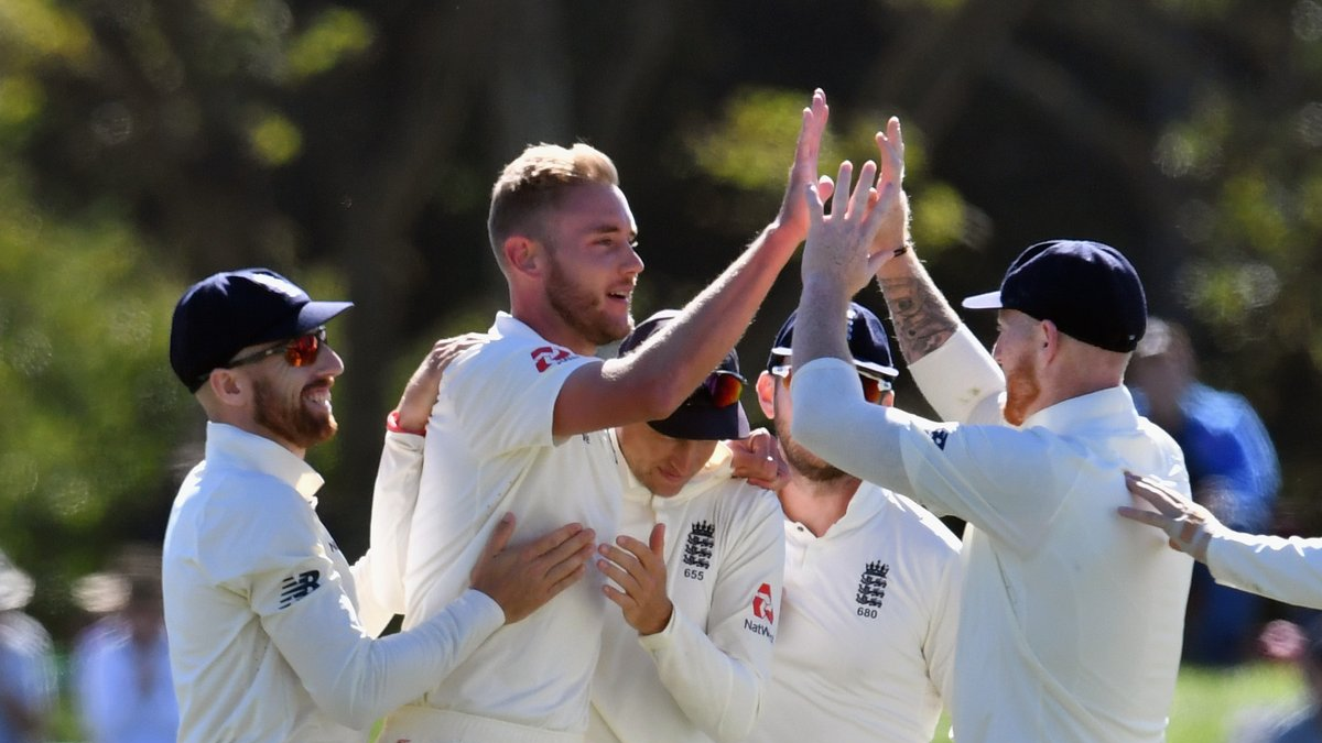 NZ v ENG 2018 2nd Test Day 3 : Statistical Highlights