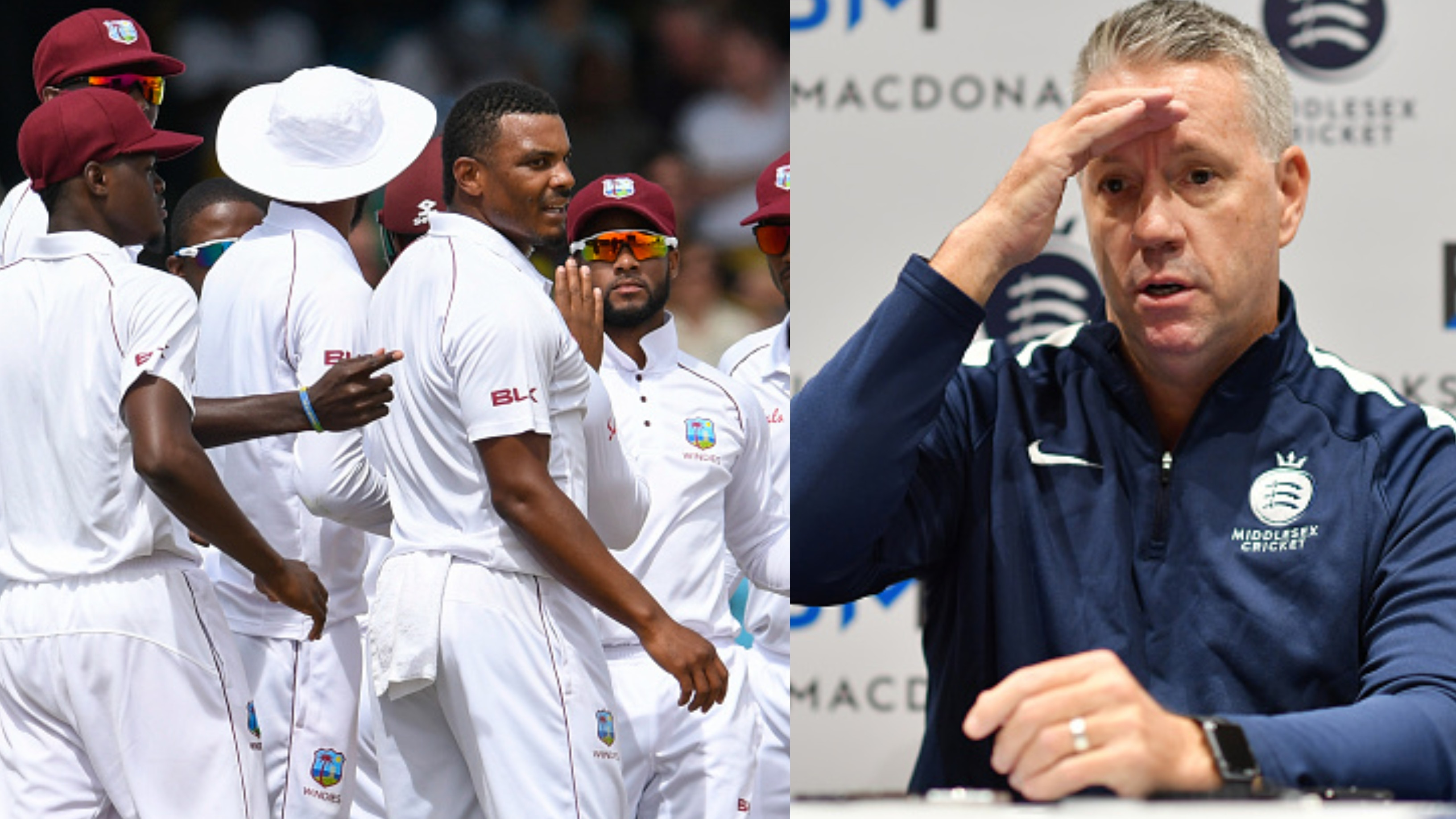 WI v ENG 2019: Pace is a god given gift to Windies that led them to a Test series win over England, says Stuart Law