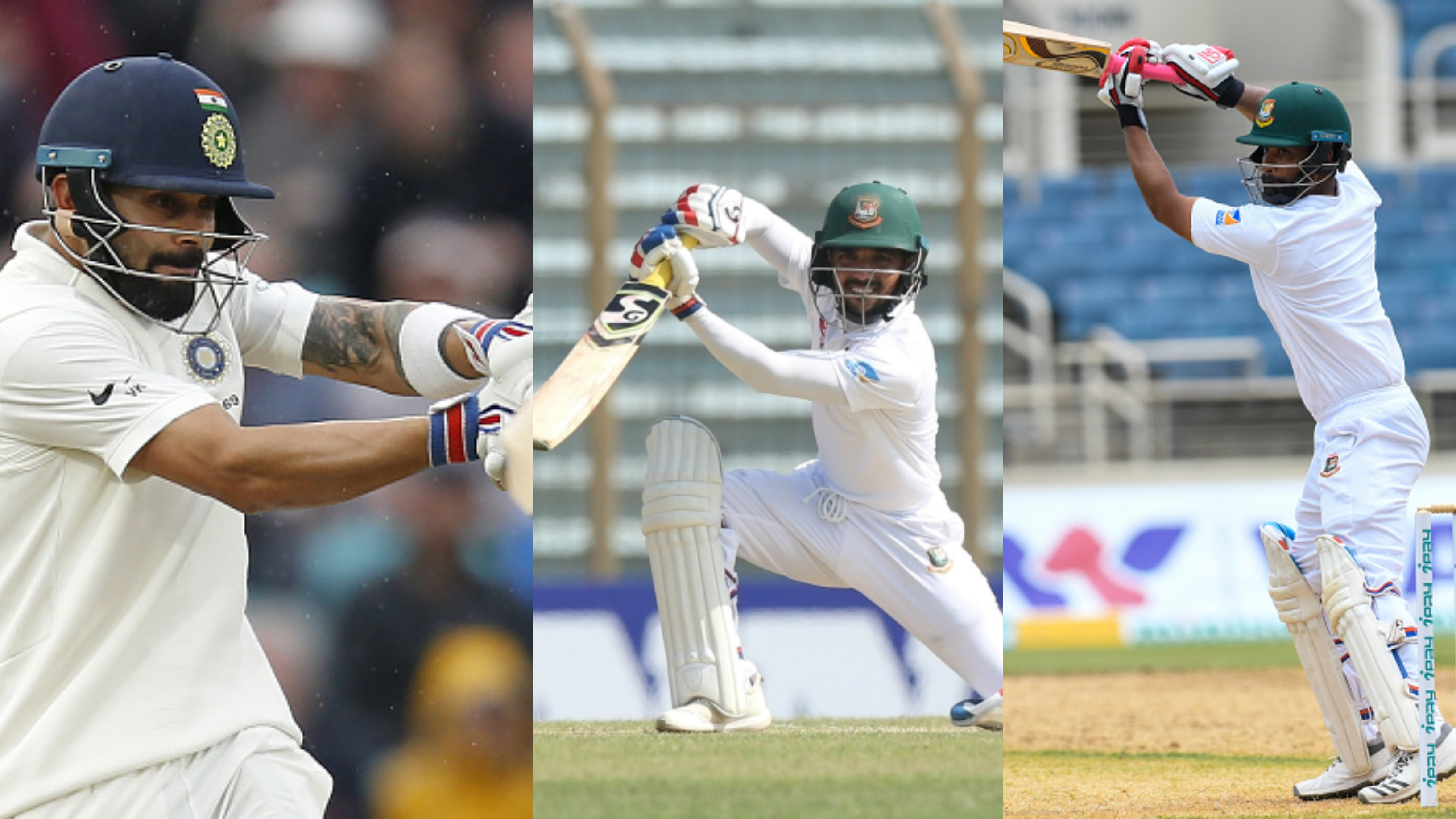 BAN v WI 2018: Unfair to compare me with Tamim Iqbal and Virat Kohli, says Mominul Haque