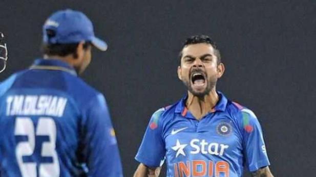 WATCH: Is Virat Kohli bored of playing against Sri Lanka?