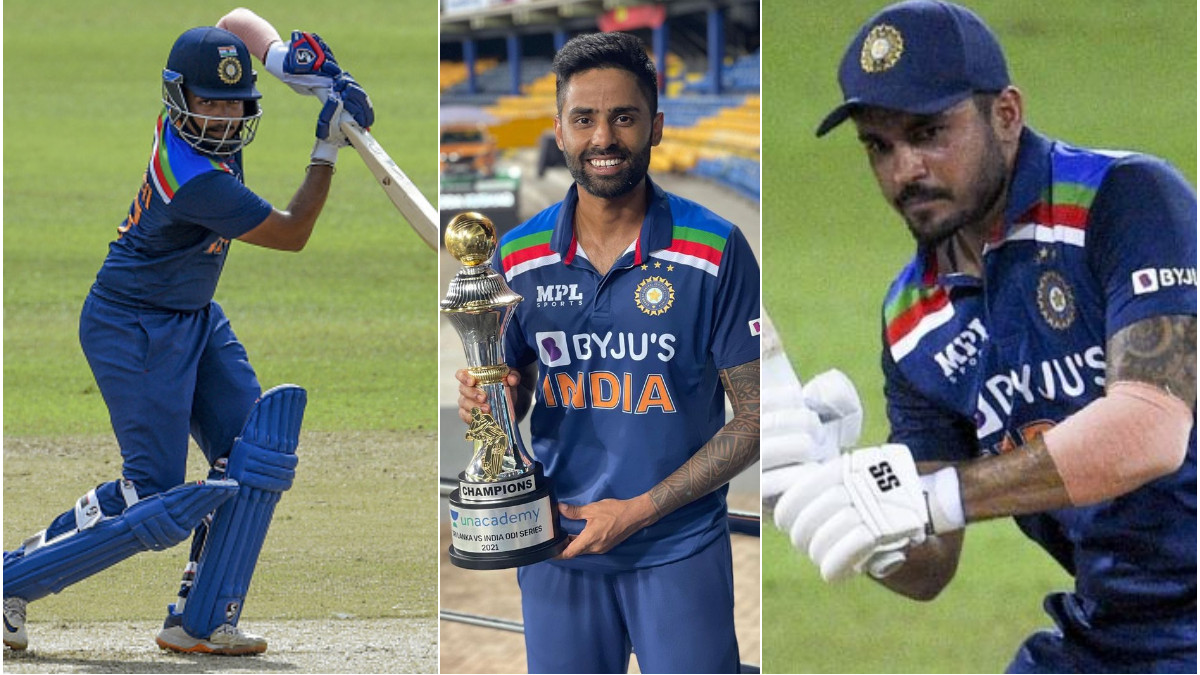 SL v IND 2021: Suryakumar Yadav lauds 'showstopper' Shaw; reacts to Pandey's failure in ODI series