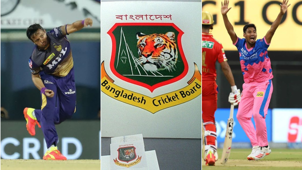 IPL 2021: Shakib, Mustafizur to leave IPL early owing to new quarantine rule - BCB