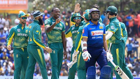 SL vs SA 2018 : 2nd ODI - Statistical Preview