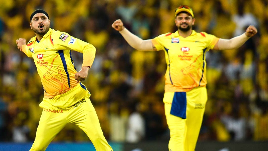 IPL 2020: Harbhajan Singh feels CSK won't be bothered by his or Suresh Raina's absence