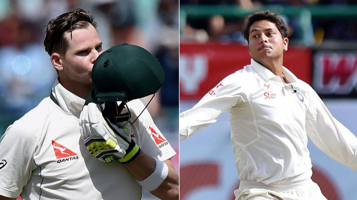 When Steve Smith wanted to break the ribs of Kuldeep Yadav