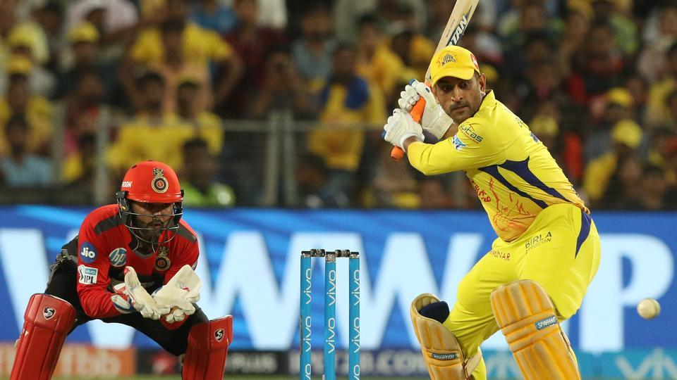 IPL 2018 : Match 35 , CSK vs RCB - Statistical Highlights