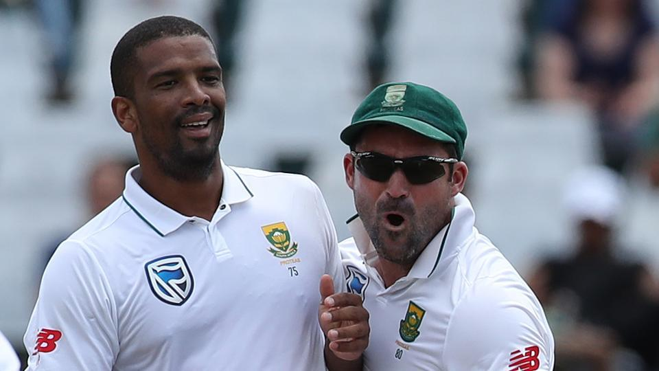 Vernon Philander was the hero of the match for Proteas, picking 9 wickets in the match
