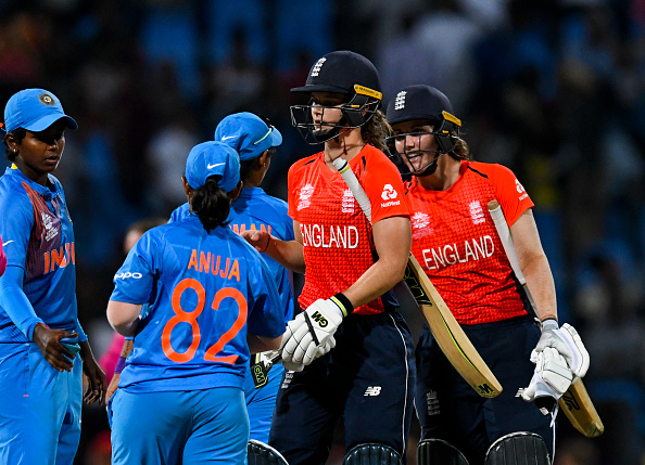 India lost the World T20 final berth to England | Getty Images